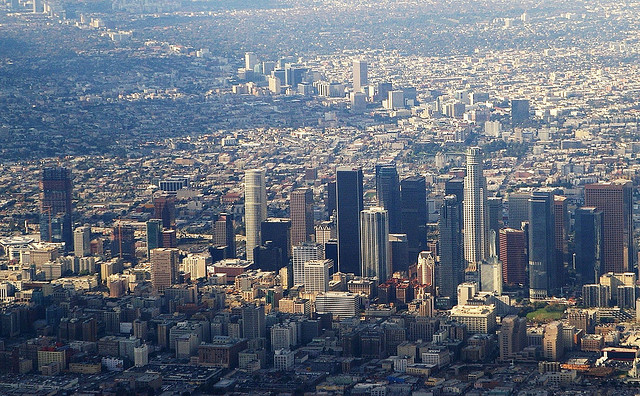 Los Angeles topped the list of cities with the most ENERGY STAR buildings for 2012