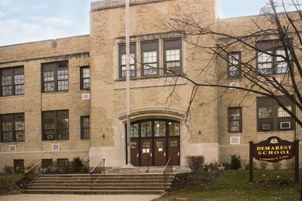 Demarest Elementary School in Bloomfield, New Jersey took top honors