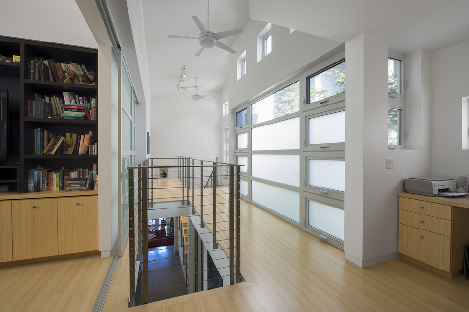 Platinum certified LEED home in Manhattan Beach, CA
