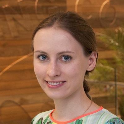 Ulyana Hrudzko