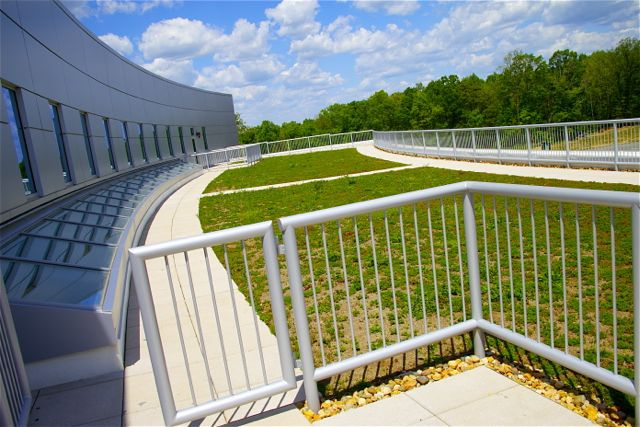 Germanna Community College Green Roof