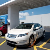 Chevrolet Campus Clean Energy Campaign