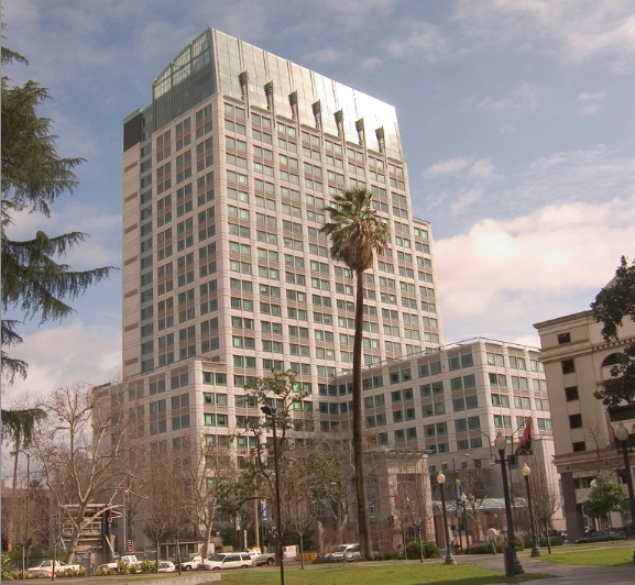 DTSC Headquarters, Sacramento, CA