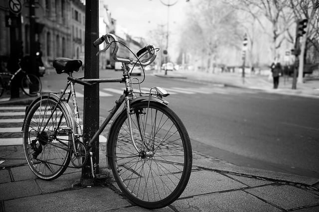 Bicycle_Flickr Creative Commons