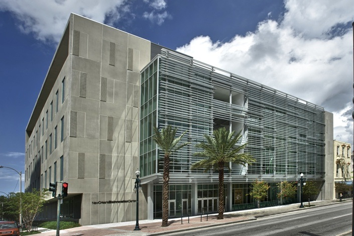 LEED Gold certified New Orleans BioInnovation Center