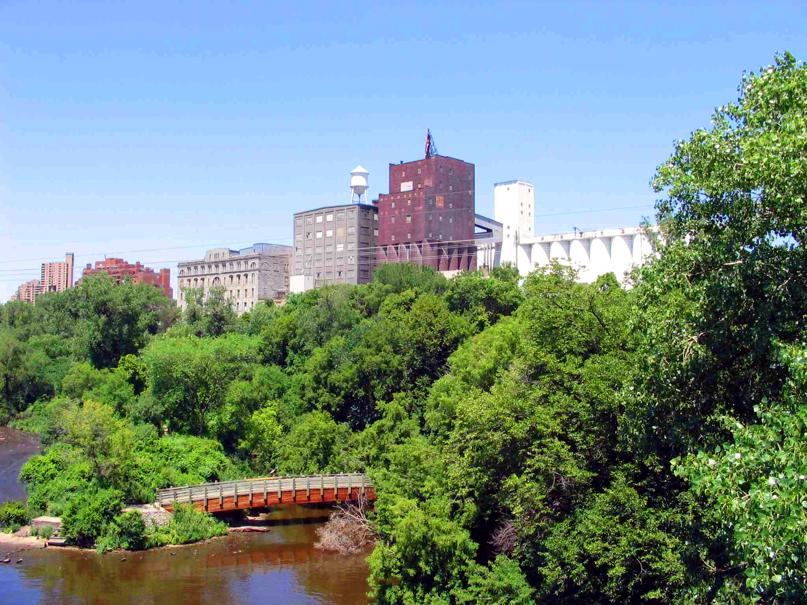Minneapolis ranked #1 in the 2015 Green Building Adoption Index