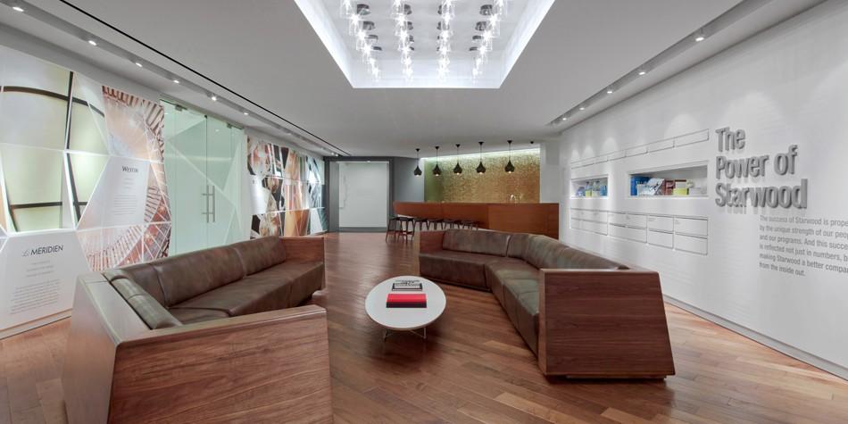 Starwood Corporate Headquarters, Stamford [Image: HOK]