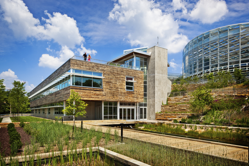 Phipps Center for Sustainable Landscapes received a Merit Award in the High Performance Buildings category