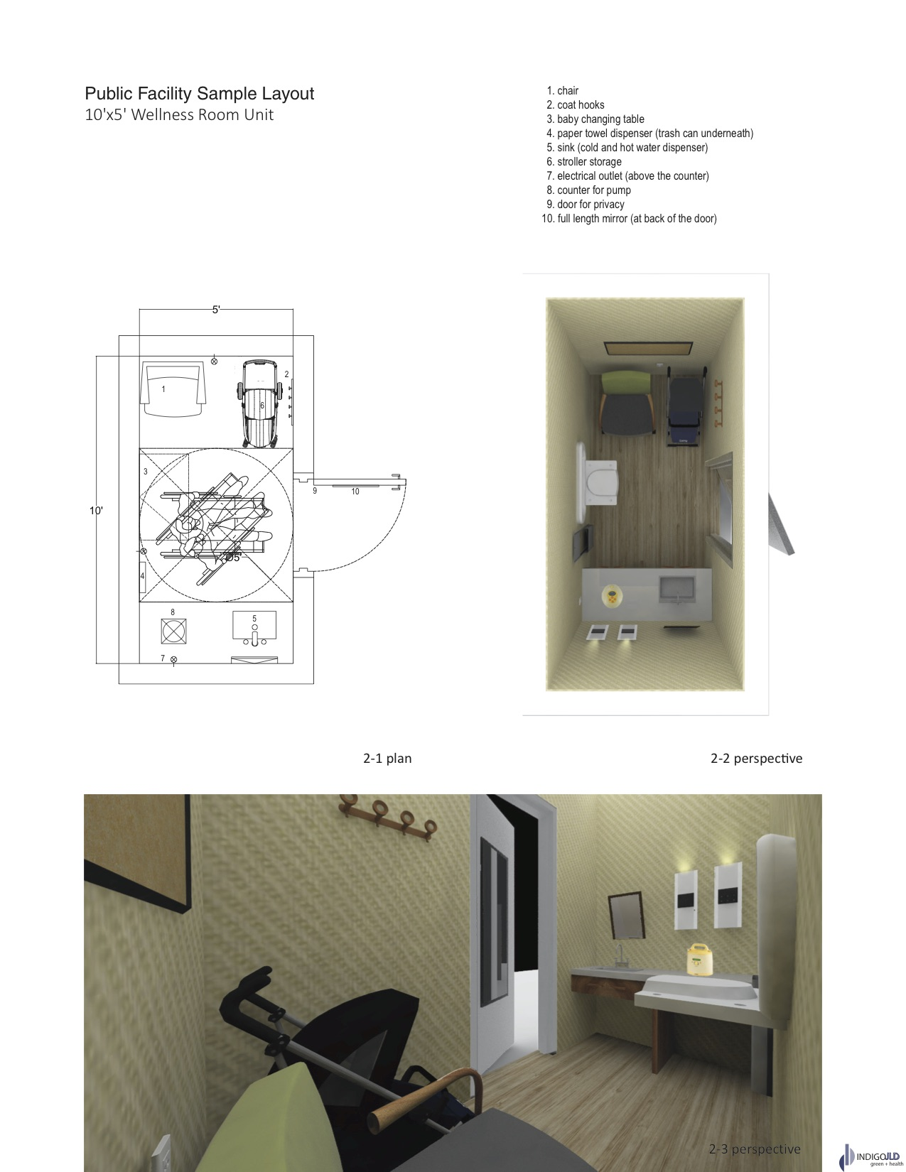 Wellness rooms here and now asid icon for Room layout design