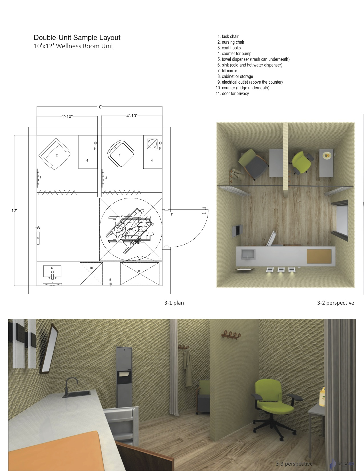 Breastfeeding Room Ideas