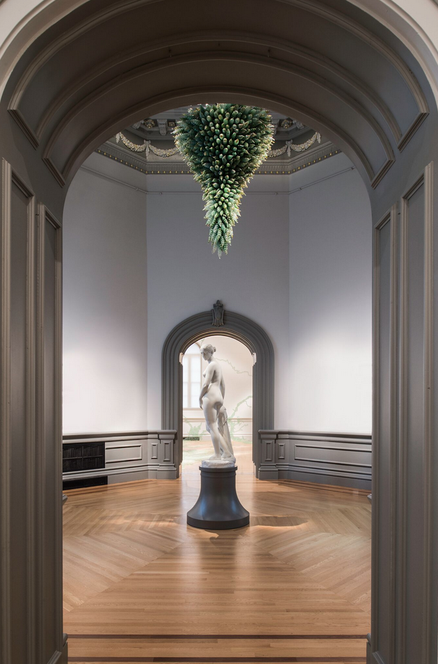 Renwick Gallery. Washington, DC. [Credit: Kevin Reeves, DLR Group]
